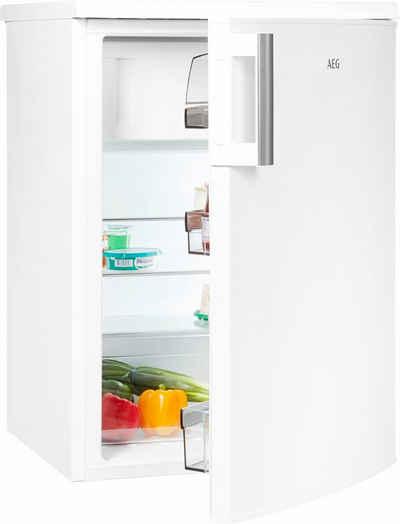 AEG Table Top Kühlschrank RTB81421AW RTB81421AW, 85 cm hoch, 59,5 cm breit, mit **** - Gefrierfach