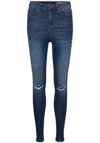 Vero Moda Skinny-fit-Jeans »SOPHIA DESTROYED«, mit Knee cuts
