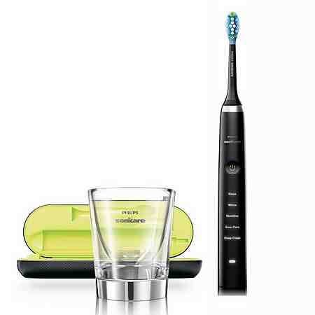 Eine Schallzahnbürste reinigt Ihre Zähne mit Schalltechnologie.