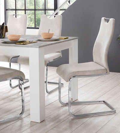 Stuhl In Beige Online Kaufen Otto