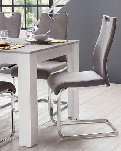 Stuhl In Grau Online Kaufen Otto