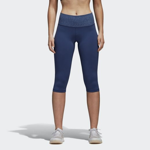 adidas Performance Leggings Believe This High-Rise Printed Capri Tight