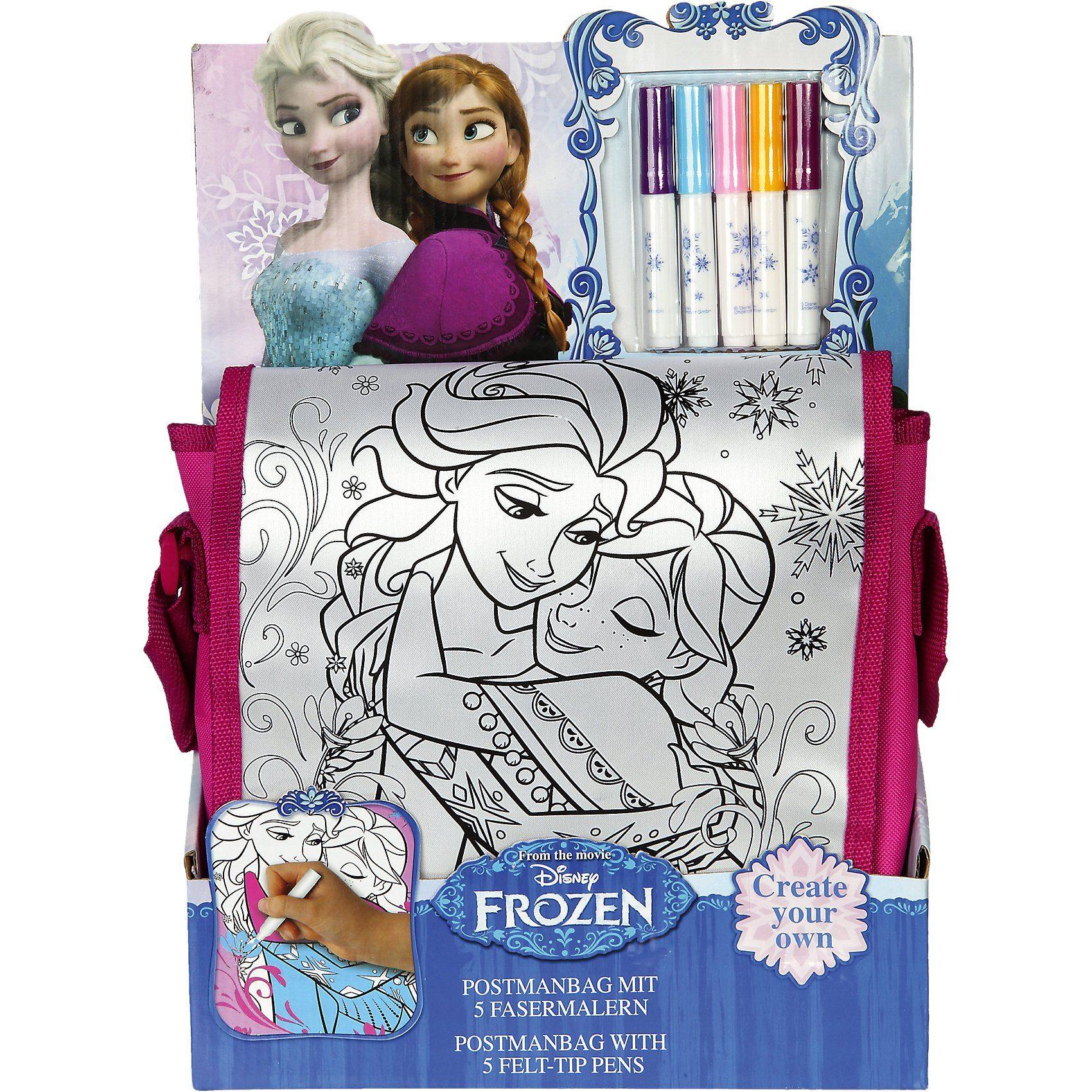 UNDERCOVER Kreativset Tasche Die Eiskönigin