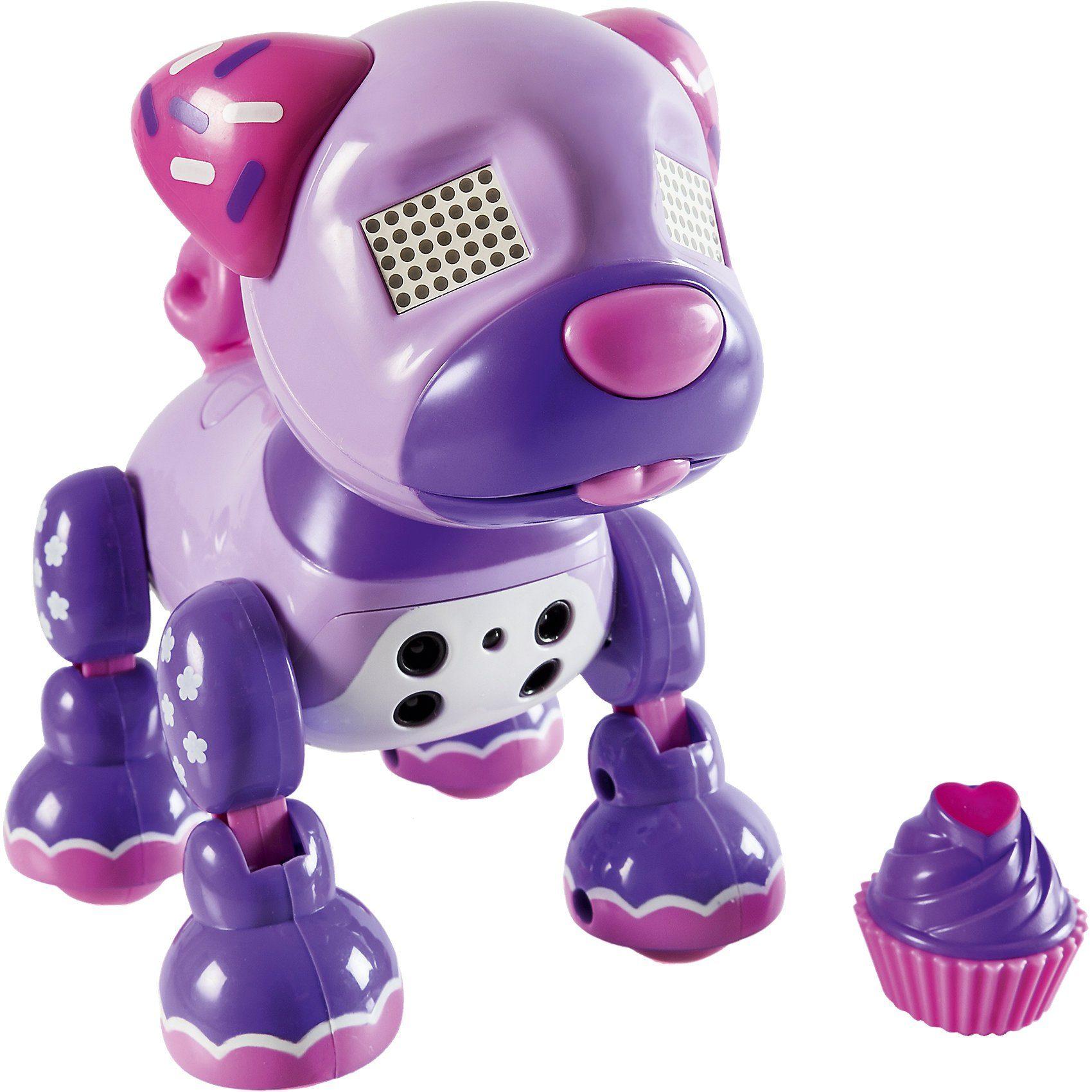 Spin Master Zoomer Zuppies Zuppy Love - Cupcake