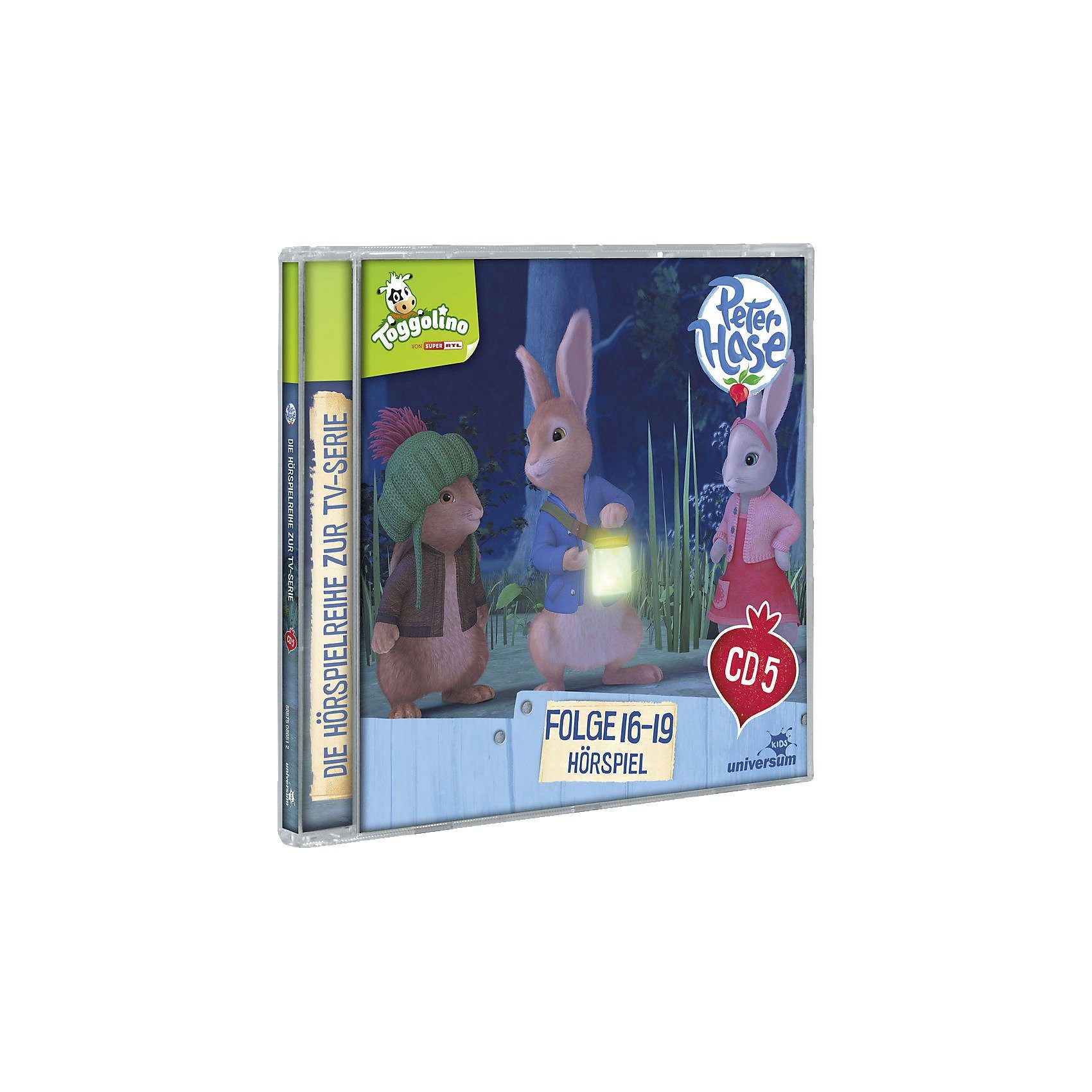 Universum CD Peter Hase 05