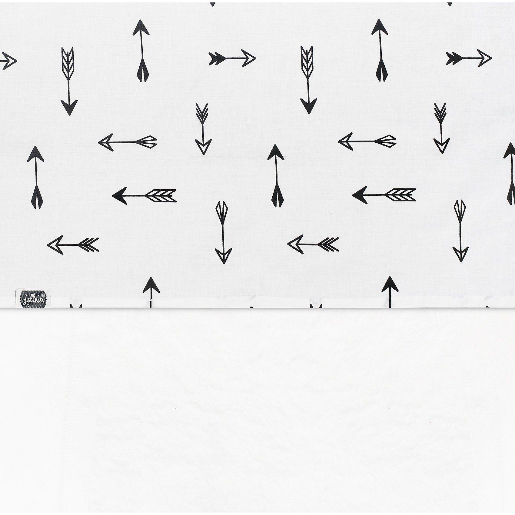 Jollein Bettlaken Baumwolle, Indianer, 120 x 150 cm