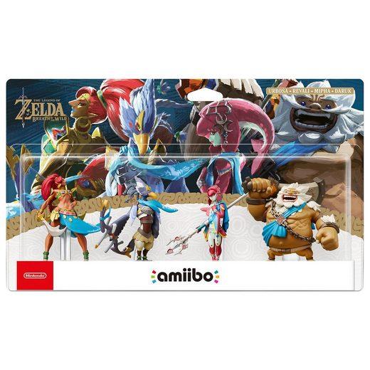 Nintendo amiibo The Legend of Zelda: Breath of the Wild Recken Set