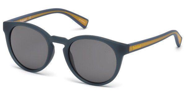 Timberland Herren Sonnenbrille » TB9128«, blau, 91D - blau/grau