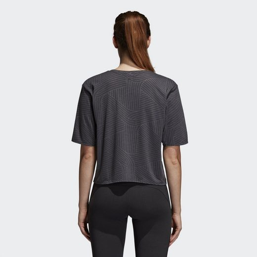 adidas Performance Sporttop FreeLift Climalite Aeroknit T-Shirt