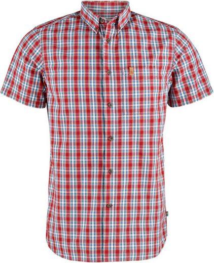 FJÄLLRÄVEN Bluse Övik SS Shirt Men