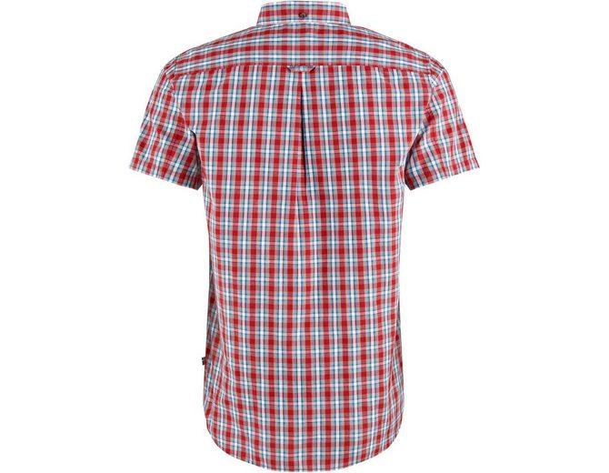 Men Ss Bluse Övik Fjällräven Shirt Oq70nZIwx6