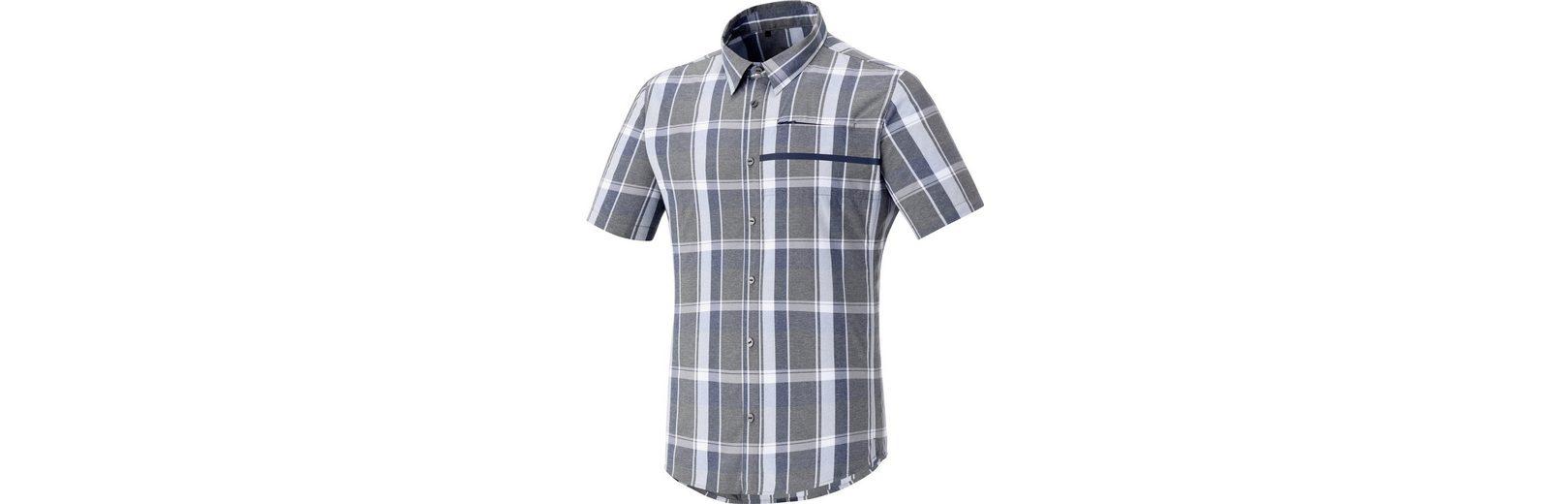 Shimano T-Shirt Transit Short Sleeve Check Button Up Shirt Men Manchester Großer Verkauf ld5UMBq