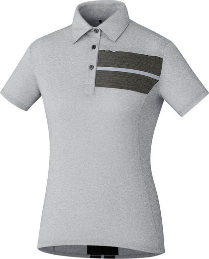 Shimano T-Shirt Transit Polo Women