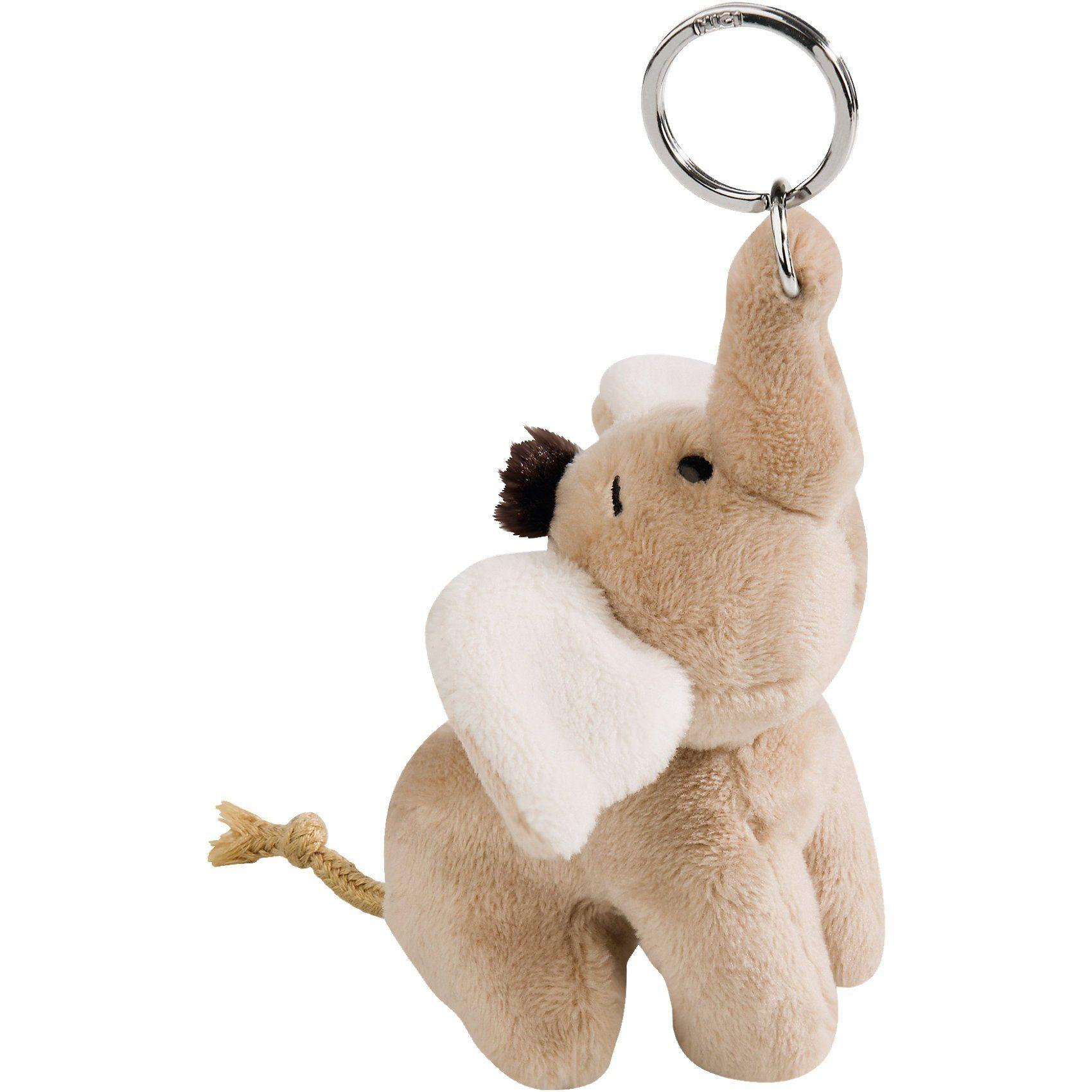 Elefant El-Frido Schlüsselanhänger, 10cm (41671)