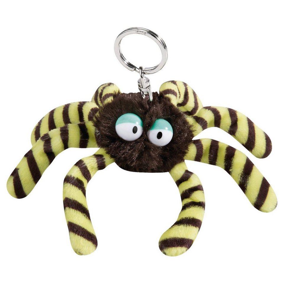 Spinne Octilla Schlüsselanhänger, 10cm (41673)