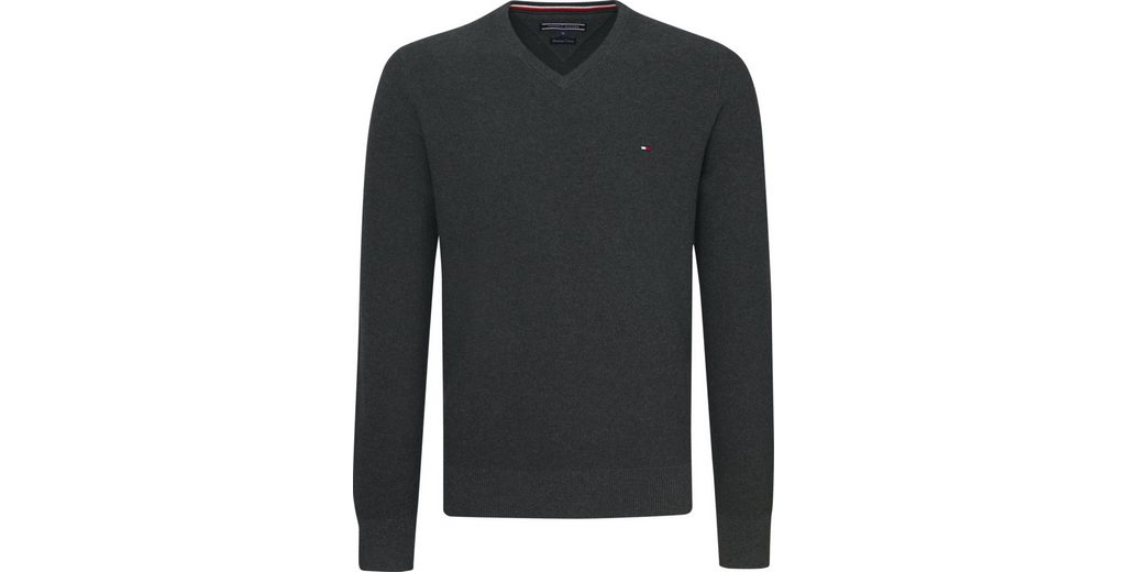 Pullover VNECK Tommy Pullover Hilfiger PRE Tommy PRE RICECORN TWISTED Hilfiger wOZqwfXxA