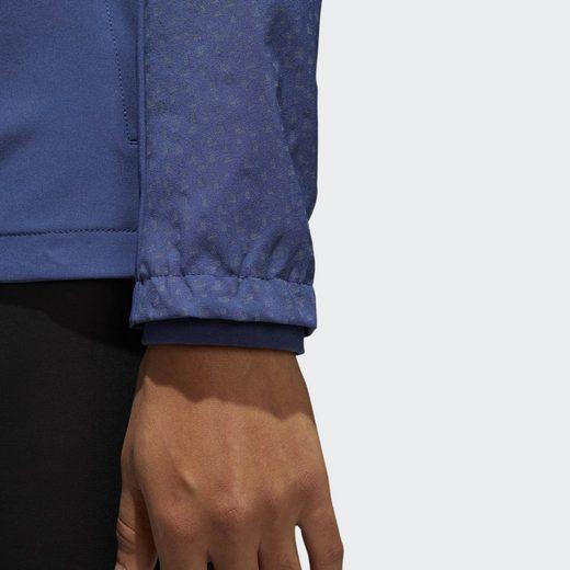 adidas Performance Funktions-Kapuzensweatjacke Supernova Storm Jacke
