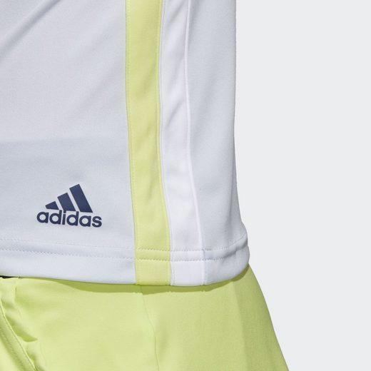Polo Adidas Sport À 3 Bandes