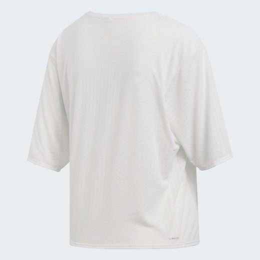 adidas Performance Sporttop FreeLift Climalite Aeroknit T-Shirt