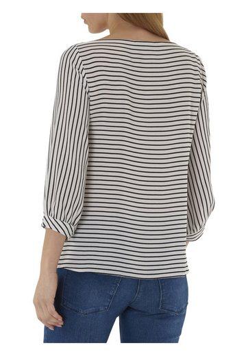 Betty&Co Bluse mit Streifen