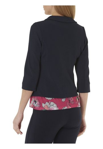 Betty&Co Jacke im Blazer Stil