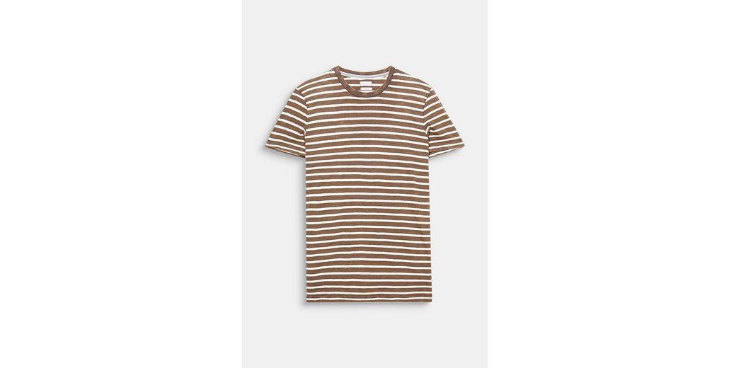 Verkaufskosten Erkunden ESPRIT T-Shirt aus strukturiertem Jersey Freies Verschiffen Auslass Ausgezeichnet Zum Verkauf Freie Verschiffen-Spielraum sjrhX3RST