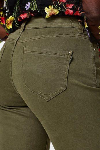 EDC BY ESPRIT Basic Hose aus Baumwoll-Stretch