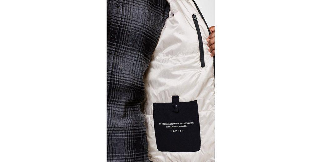 ESPRIT Funktionale Jacke aus Nylon-Mix Rabatt Neueste Sast Verkauf Online Günstig Kaufen Footlocker Wnysx