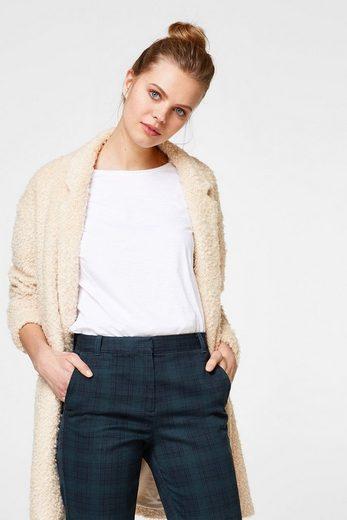 EDC BY ESPRIT Oversize-Shirt aus 100% Baumwolle
