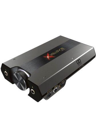 Creative SB X G6 7.1 HD USB-Soundkarte