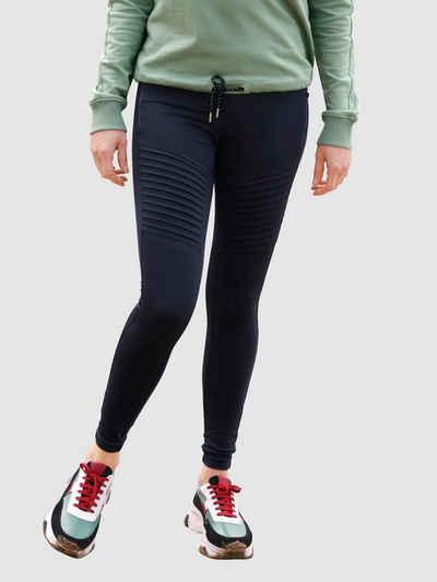 Dress In Leggings mit Bikerdetail