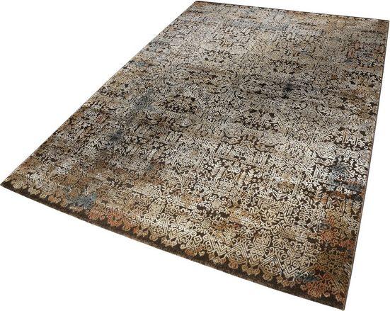 Teppich »Bel Etage«, Wecon home, rechteckig, Höhe 12 mm, Besonders weich durch Microfaser