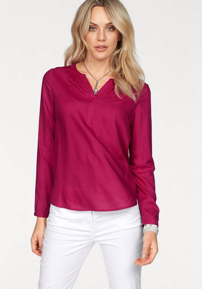 STREET ONE Tunika Tunika Bluse Hedda online kaufen   OTTO 0f1fb9e11d