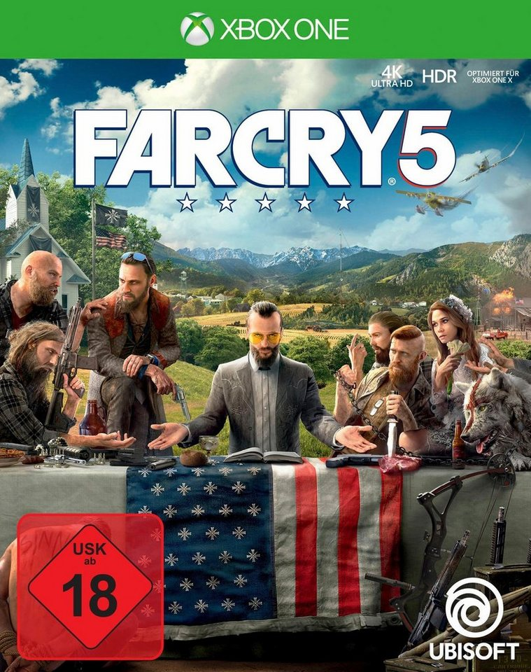 far cry 5 xbox one online kaufen otto. Black Bedroom Furniture Sets. Home Design Ideas