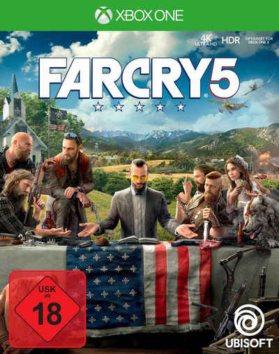 UBISOFT Far Cry 5 Xbox One