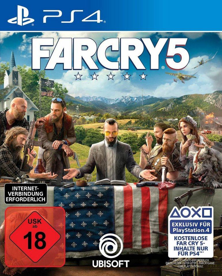 Far Cry 5 PlayStation 4 PlayStation 4