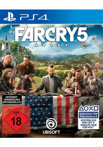 Far Cry 5 PlayStation 4 PlayStation 4