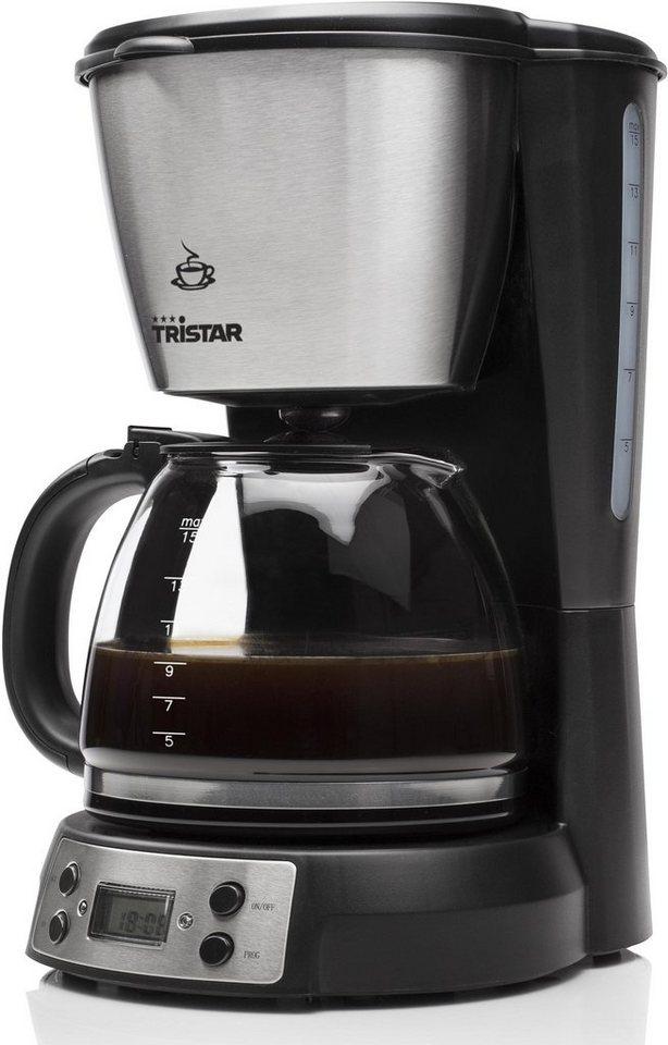 tristar filterkaffeemaschine kaffeemaschine cm 1248 1 5l. Black Bedroom Furniture Sets. Home Design Ideas