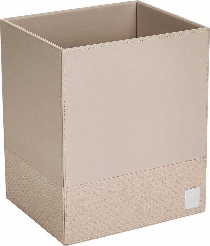 exclusive deals low price new collection JOOP! Papierkorb »BATHLINE«, Mit edler, toniger Ziernaht online kaufen |  OTTO