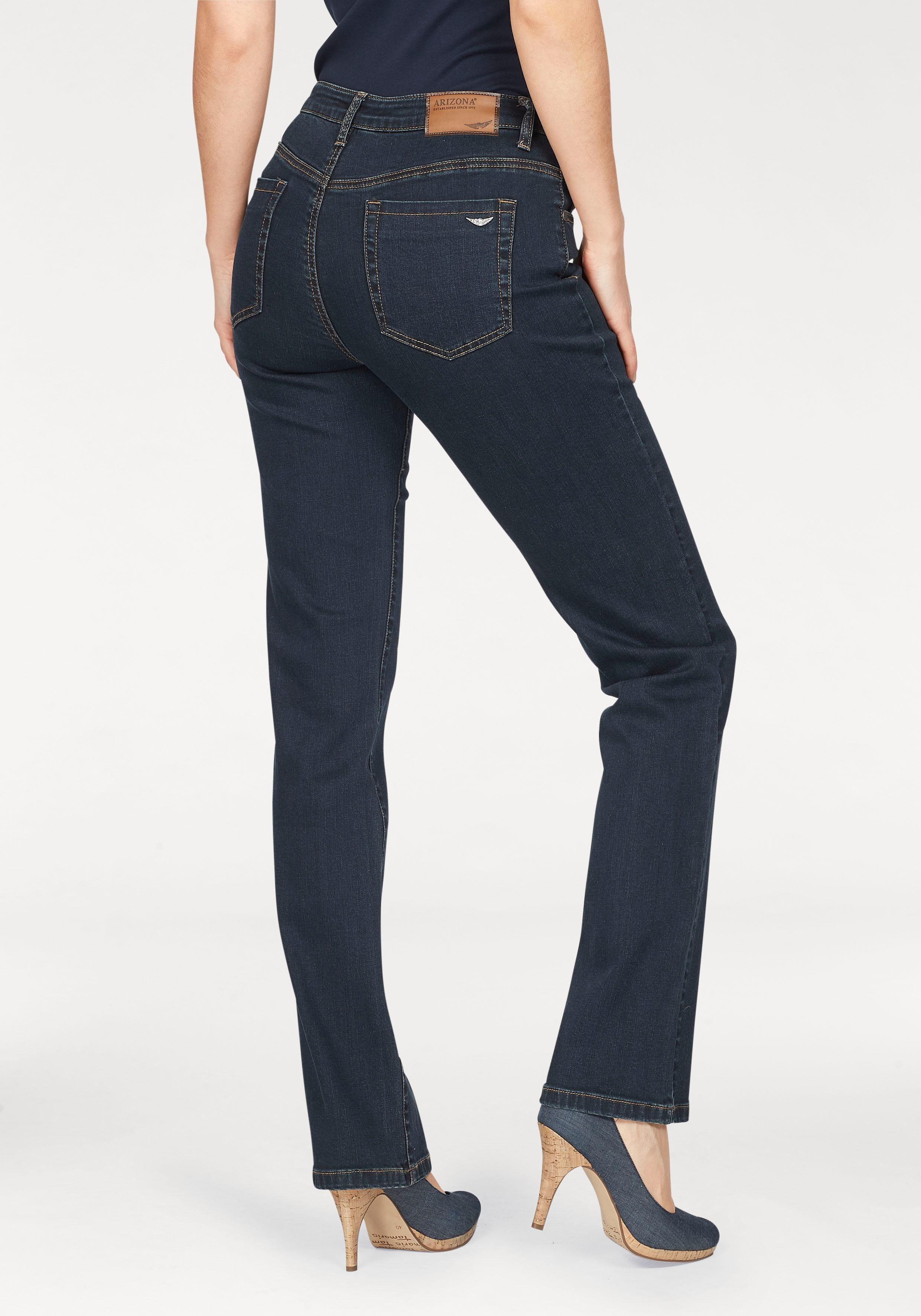 Arizona Gerade Jeans »Shaping« High Waist kaufen   OTTO