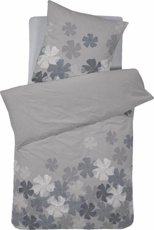bettw sche barlon cinderella mit grafischen blumen online kaufen otto. Black Bedroom Furniture Sets. Home Design Ideas