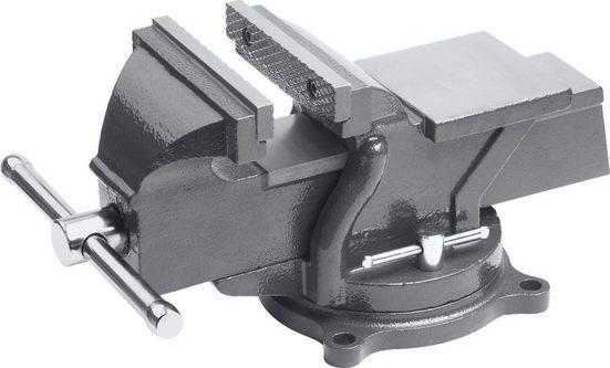 MEISTER Schraubstock , 125 mm, drehbar