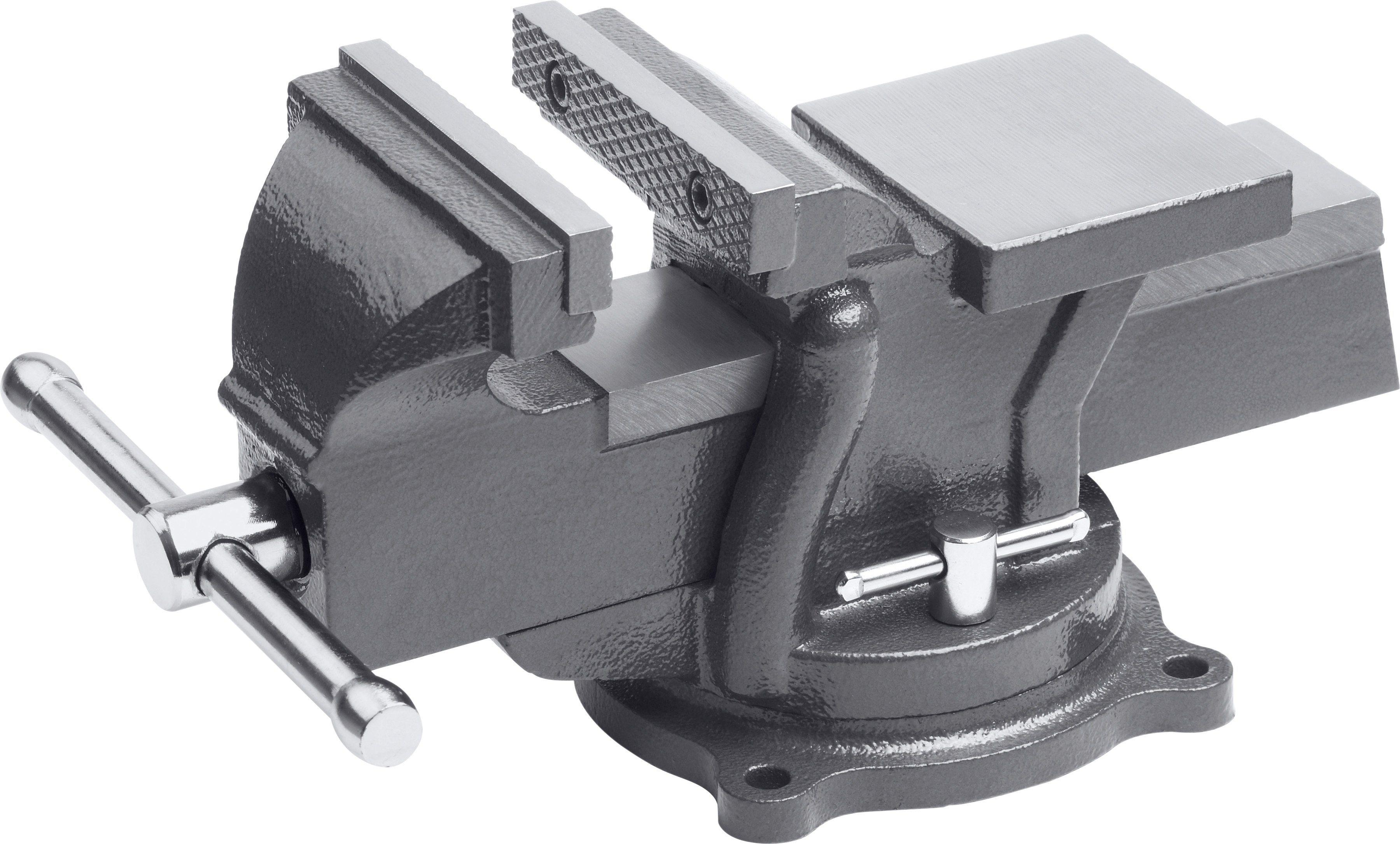 Schraubstock , 100 mm, drehbar