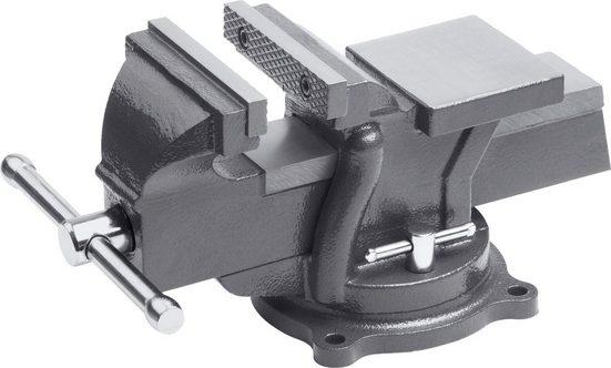 MEISTER Schraubstock , 100 mm, drehbar