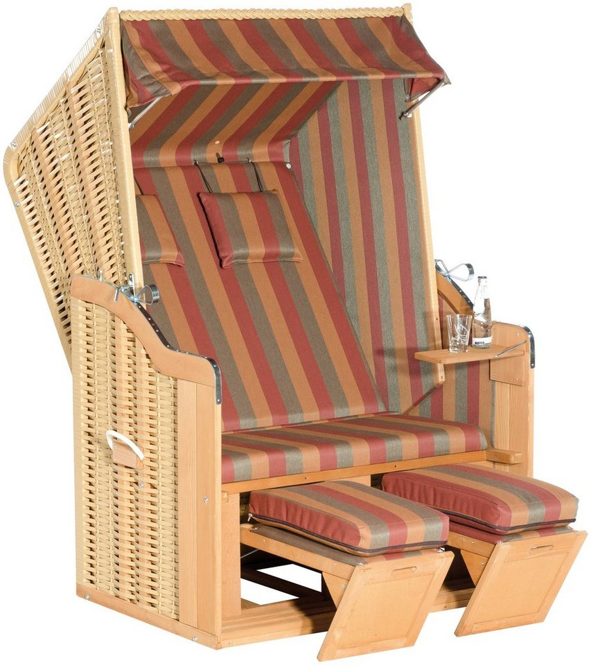Sunny Smart Strandkorb : sunny smart strandkorb rustikal 50 plus 1199 bxtxh 120x80x160 cm beige online kaufen otto ~ Watch28wear.com Haus und Dekorationen
