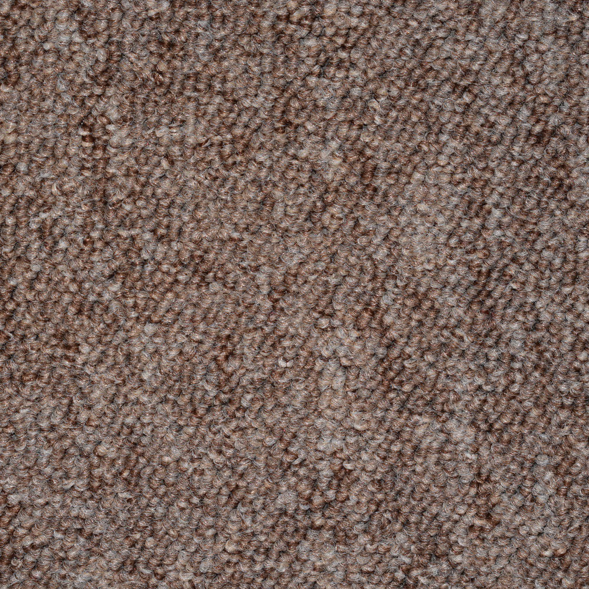 Teppichfliese »Neapel sand«, 4 Stück (1 m²), selbstliegend