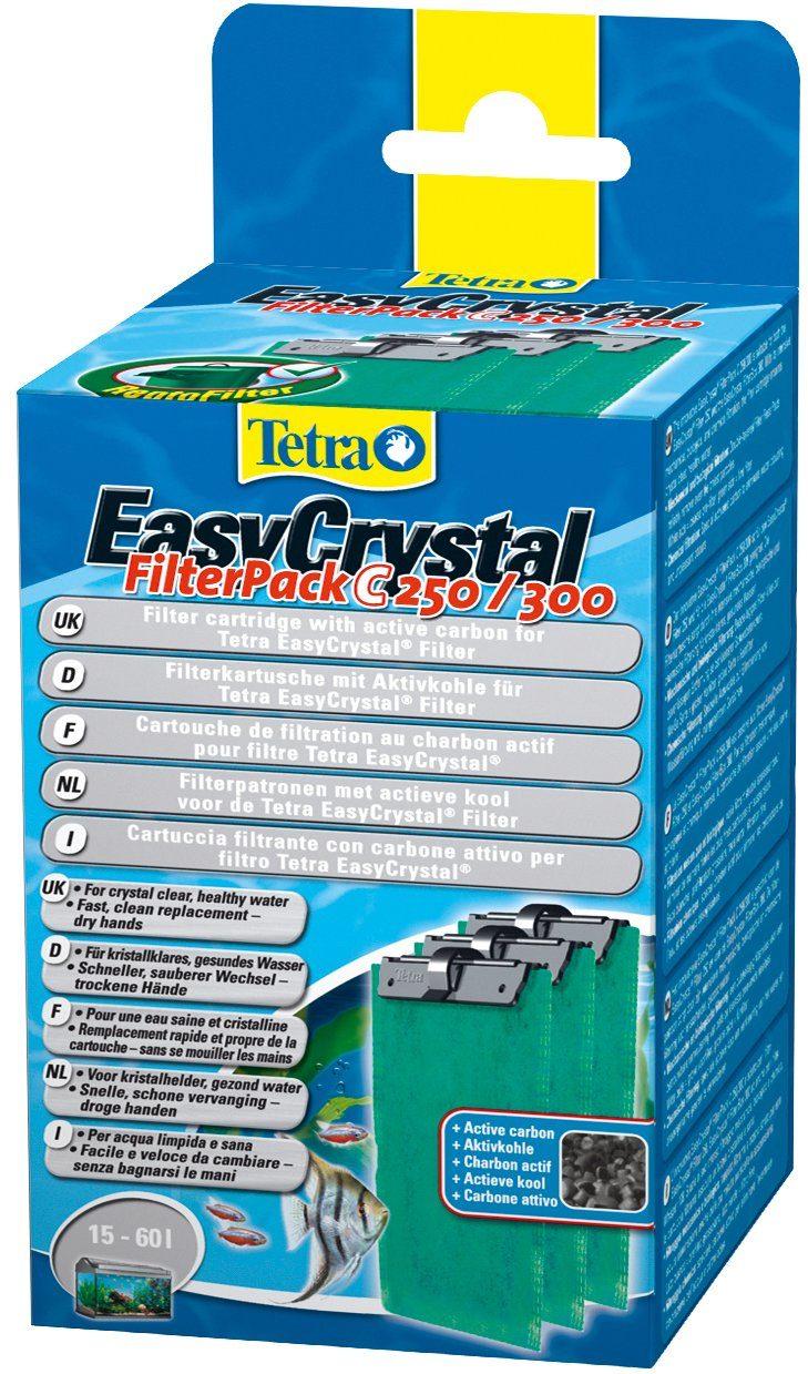 TETRA Ersatzfilterkartusche »EasyCrystal®«, 2x3 Filter mit Kohle