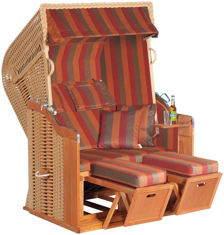 Sunny Smart Strandkorb : sunny smart strandkorb rustikal 250 plus 1199 bxtxh 125x90x160 cm beige online kaufen otto ~ Watch28wear.com Haus und Dekorationen