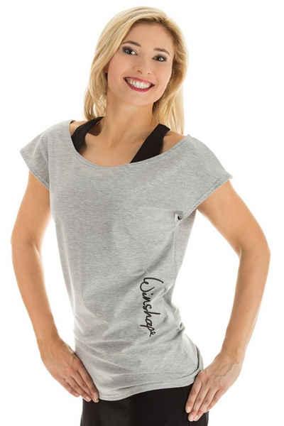 Winshape Oversize-Shirt »WTR12« Dance-Style