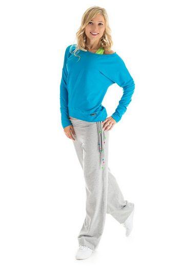 Winshape Oversize-Shirt Longsleeve WS2